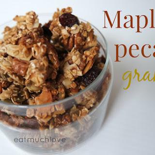 Basic Granola Cluster Recipe (vegan Friendly)