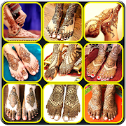 Foot / Feet Mehndi Designs