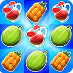 Fruity Juice Match 3 Icon