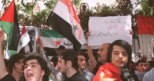 Syria, Palestine, Solidarity