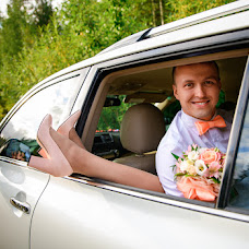Wedding photographer Andrey Saltanov (id152276334). Photo of 25.08.2018