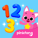 Pinkfong 123 Numbers icon