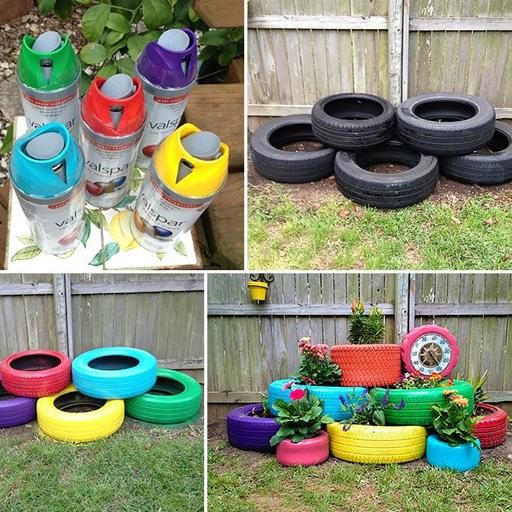 DIY Garden Project Ideas