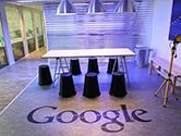 Google's Africa & Middle East Office in Tel Aviv, Israel.