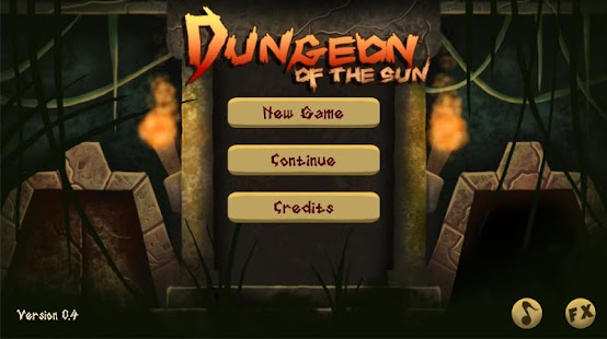 Dungeon of the Sun- screenshot thumbnail