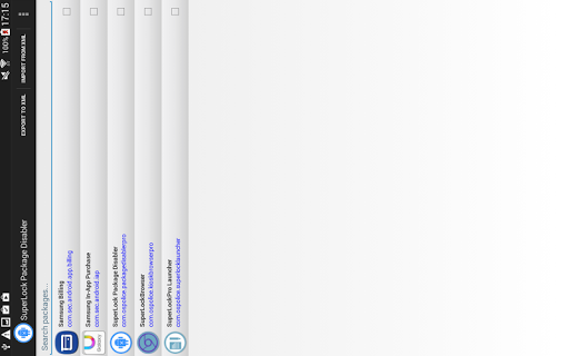 Package Disabler [Samsung]  screenshots 10