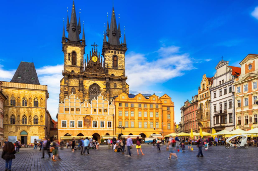 Prague Attractions, Czech Republic