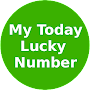 My Today Lucky Number APK icon