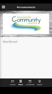 Kalamazoo Community Church - náhled