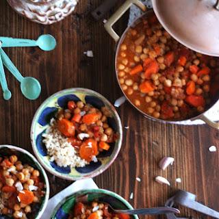 Garbanzo Bean Vegan Recipes.