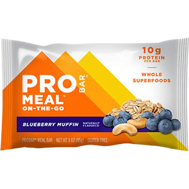 Probar Meal Bar Blueberry Muffin, Box of 12