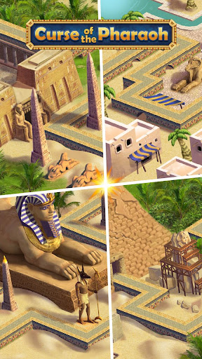 Curse of the Pharaoh - Match 3  {cheat|hack|gameplay|apk mod|resources generator} 5
