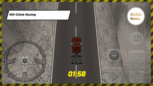 リアルトラックヒルクライムレーシング