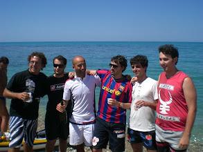 Photo: Danilo con gli amici