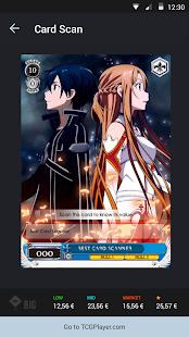 BigAR Weiss Schwarz - Card Scanner - náhled