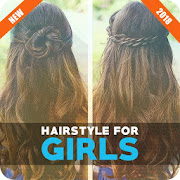 Hairstyles for Girls - Latest & New 2018