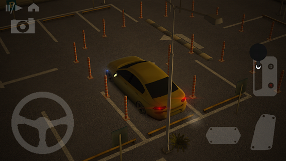 Sport Car Parking screenshot 21