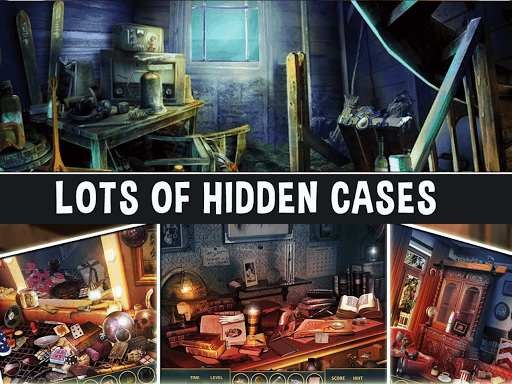 Télécharger Crime Case : Hidden Object Games - Murder Mystery APK MOD (Astuce) screenshots 5