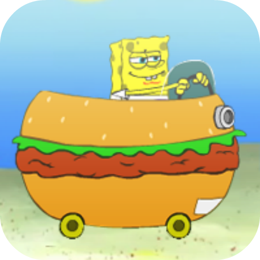 Spongbob Car Racing