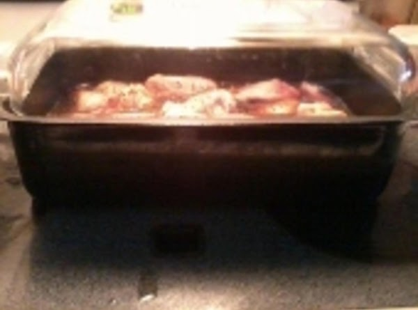 Cover with glass lid and Cook for about 30 minutes