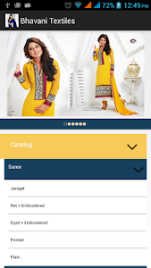 Bhavani Textiles screenshot 1
