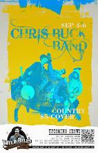 Photo: Chris Buck Band September 4-6