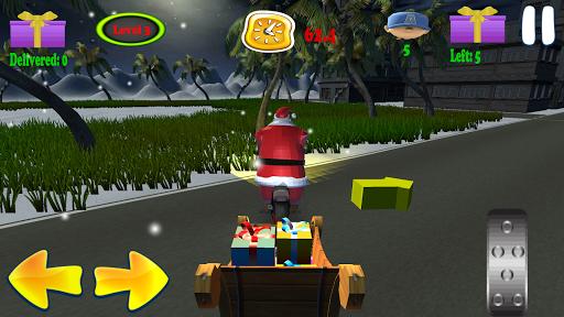 Santa Rider|玩冒險App免費|玩APPs