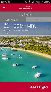 Air Mauritius- screenshot thumbnail