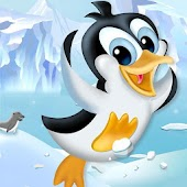 Penguin Racing Adventure -  Fun Game