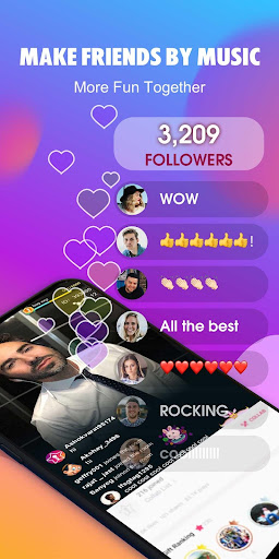 StarMaker: Sing free Karaoke, Record music videos screenshot 5