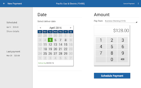 Accentra Credit Union Mobile screenshot 9