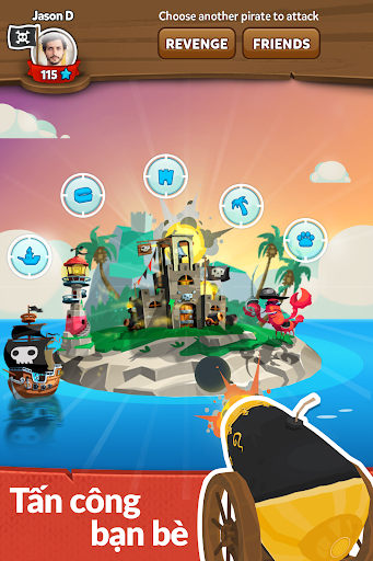 Pirate Kings MOD Infinite Spins