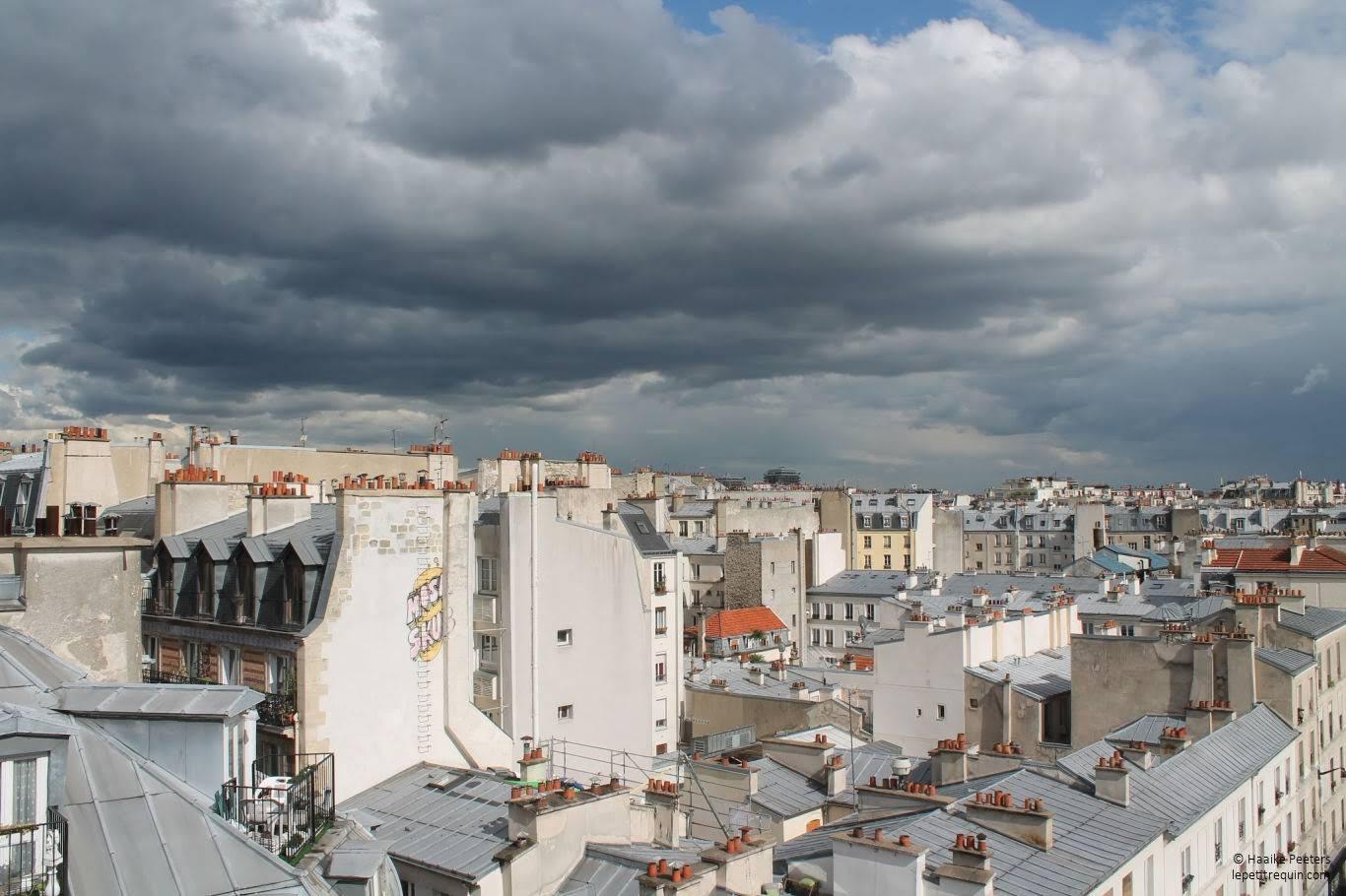 Parijs (Le petit requin)
