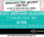 Zoe's ShePower Sessions : News Cafe Nelspruit