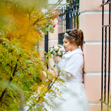 Wedding photographer Tatyana Chikurova (bahtina1987). Photo of 22.09.2017