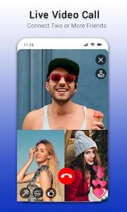 Random Video Chat App With Strangers Girls 5