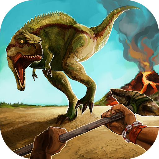 Dino Hunter Survival 3D 冒險 App LOGO-硬是要APP