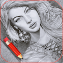 Pencil Sketch Photo - Art Filters and Effects icon