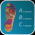 Reflexology Quiz - zones icon