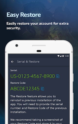 Download Blizzard Authenticator For PC