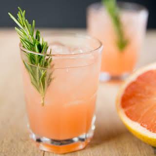 Rosemary Cocktail Recipes.