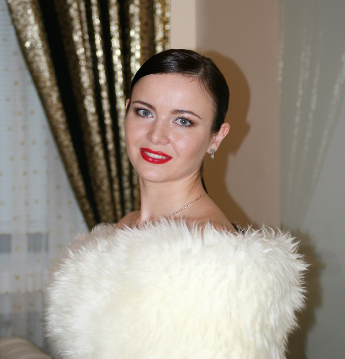Мария Бузунова в Уфе