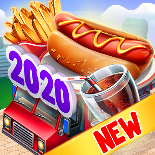 Cooking Urban Food - Fast Restaurant Games Icon