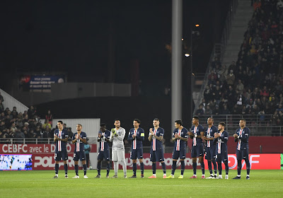 PSG-Bruges: un forfait et un recalé de dernière minute pour les Parisiens
