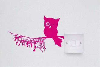 Photo: Owl images of Home Design Ideas Wall Stickers Cute