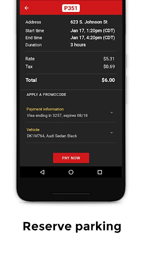 Premium Parking  screenshots 4