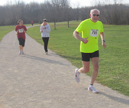 Photo: go get'm Sir # 765 will be the winner in the 70 to 80 group, Way to go Sir at 76 your rockin