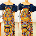 Ankara Long Gown Styles icon