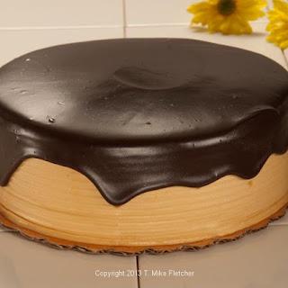 Espresso Fudge Cake.