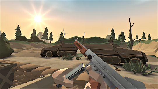 World War Polygon: WW2 shooter MOD (Unlimited Ammo) 3